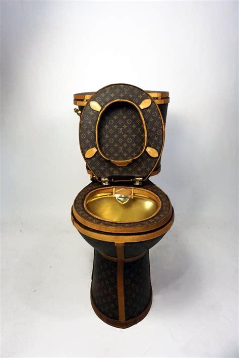 luxury toilet   louis vuitton handbags