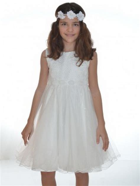 robe bapteme fille 8 ans robe soiree pour fille 12 ans