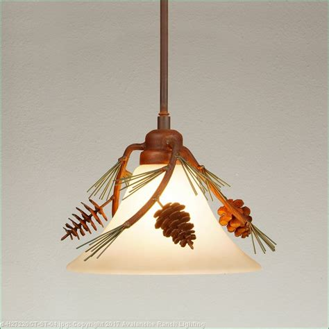 cedarwood pendant pine cone rustic pine cone p