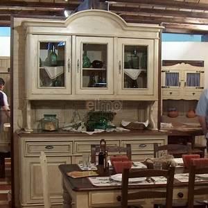 Buffet De Cuisine : buffet vaisselier de cuisine 2 corps bois et laque anna2 ~ Teatrodelosmanantiales.com Idées de Décoration