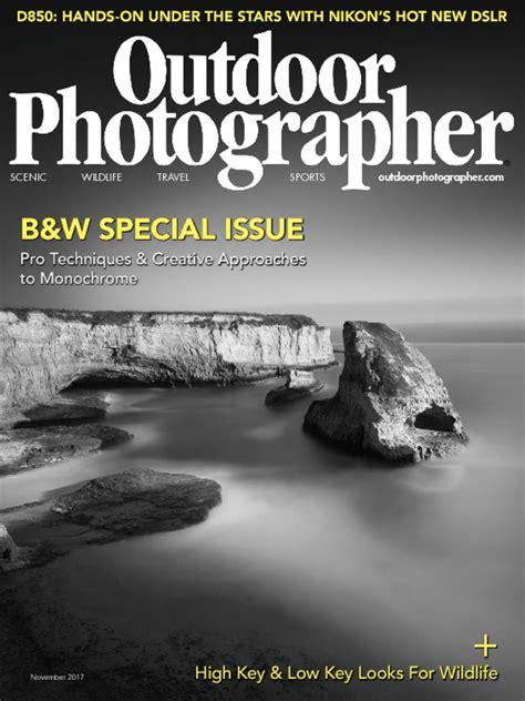 outdoor photographer magazine photography outdoors