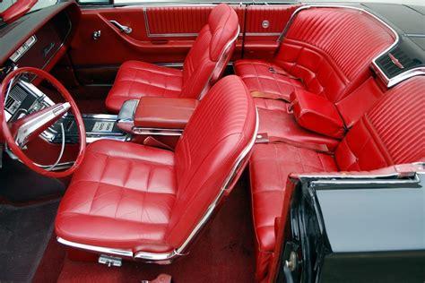 ford thunderbird convertible auto collectors garage