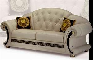 Möbel Aus Italien : exklusive sofa couch beige sessel echtleder garnitur m bel italien luxus vip ebay ~ Indierocktalk.com Haus und Dekorationen