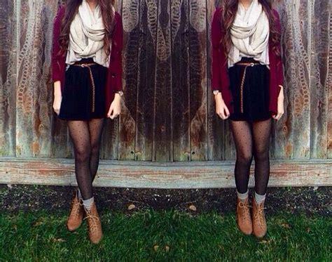 #outfit #cute #mediasnegras #suu00e9ter #rojo | Fashion | Pinterest | Outfit
