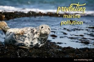 Marine Ocean Pollution