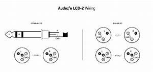 Audeze 4 Pin Mini Xlr To Trs