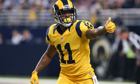rams wire daily confidence  wide receiver tavon austin