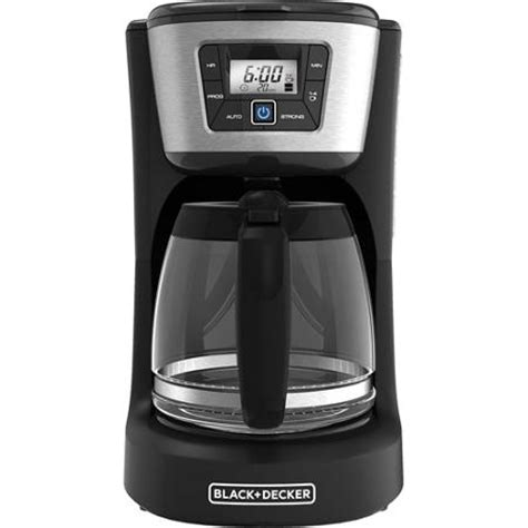 Buy Black & Decker 12 Cup Programmable Coffee Maker, CM2030B in Cheap Price on Alibaba.com