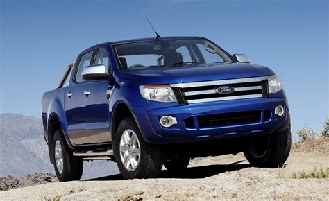 all new ford ranger 2011