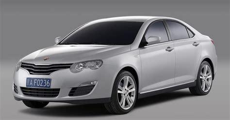 The Car Web: The Roewe 550