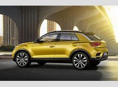 Volkswagen TRoc 'Ponta de lança' nascido em Portugal