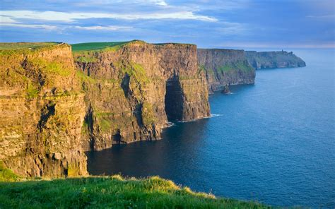 The Cliffs Of Moher Top Ireland Vacation Spot Travel