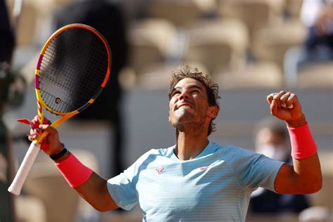 Rafael Nadal speelt 100ste match op Roland Garros: de ...