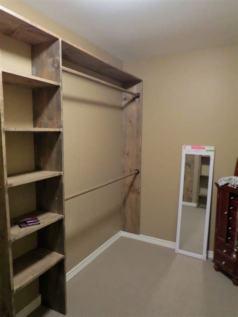 Diy Walk In Closet Organization Ideas by Let S Just Build A House Walk In Closets No More Living