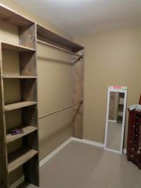 diy walk in closet Let's Just Build a House!: Walk-in closets: No more living ...
