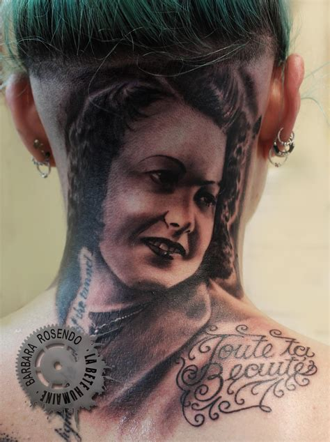 tatouage nuque graphicaderme