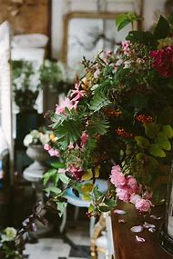 Foraged Flower Arrangements