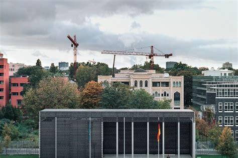 Raum Der Information Am Ehrenmal Der Bundeswehr In Berlin by Bauwelt Raum Der Information