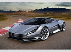 Video Corvette C8 Zora 2018 autobildde