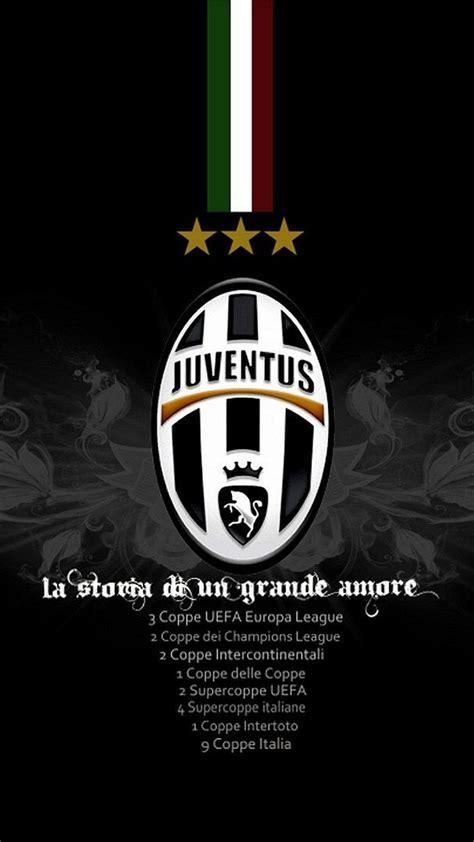 Juventus Mobile Logo Wallpapers - Wallpaper Cave