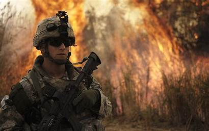 Fire Soldier Army Forest Wallpapers Infantry Sunglasses