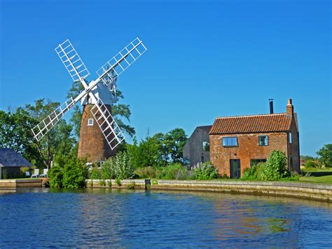 Sailing Boat Hire Southton by River Ant Norfolk Broads