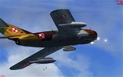 Mig Mig17 Australia Flight1 Flight Mikoyan Simulator