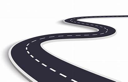 Winding Road Clip Vector Background Illustrations Clipart