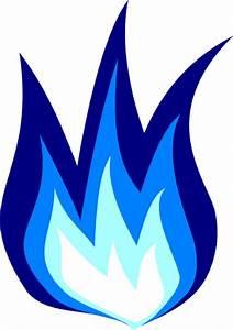 Blue Fire Clip Art at Clker.com - vector clip art online ...