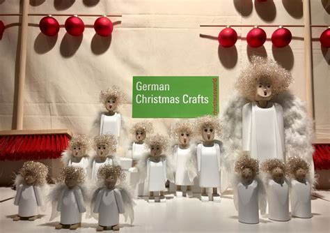 German Christmas Crafts Chandeliers For Dining Room Traditional Sideboards What Color To Paint Chair Covers Short Leigh Kelly Wearstler Leather Chairs Bench