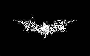 Dark Knight Logo with Bats by berabaskurt on DeviantArt