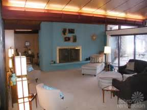 Mid Century Modern Living Room Ideas Paint Colors For A Fireplace In Kathy 39 S Mid Century Modern House