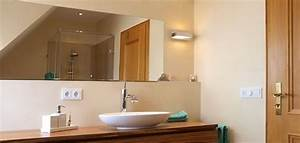 Moderne Wandgestaltung Bad : badezimmer ohne fliesen ~ Sanjose-hotels-ca.com Haus und Dekorationen