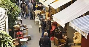 Puces De Saint Ouen : remous aux puces de saint ouen autour d 39 un vaste complexe ~ Melissatoandfro.com Idées de Décoration