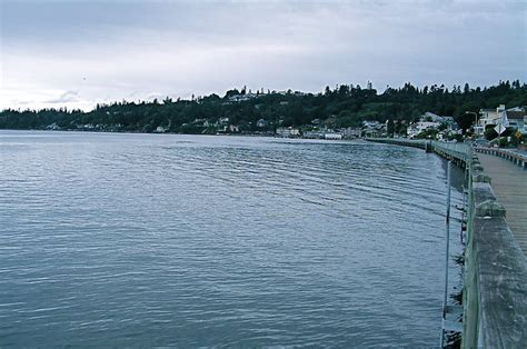 puget sound  redondo beach washington flickr photo