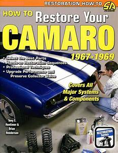 How To Restore Your Camaro Restoration Manual Guide Book