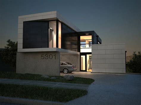 small modern house plans best 25 small modern houses ideas on