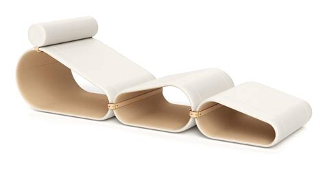 chaise nomade the chaise longue by marcel wanders is the object nomad louisvuitton