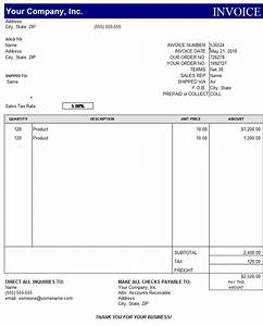 invoice template excel download free printable invoice With ms office excel templates free download