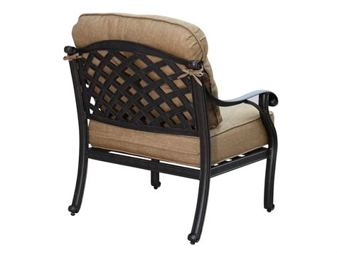 Darlee Patio Furniture Replacement Cushions by Darlee Outdoor Living Standard Nassau Replacement Club