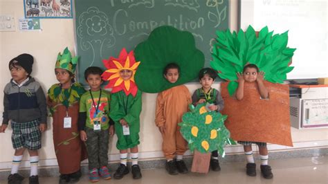 fancy dress competition  lkg children vydehi school
