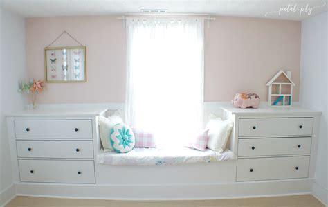 ikea sitting room ideas dresser window seat built in with ikea hemnes