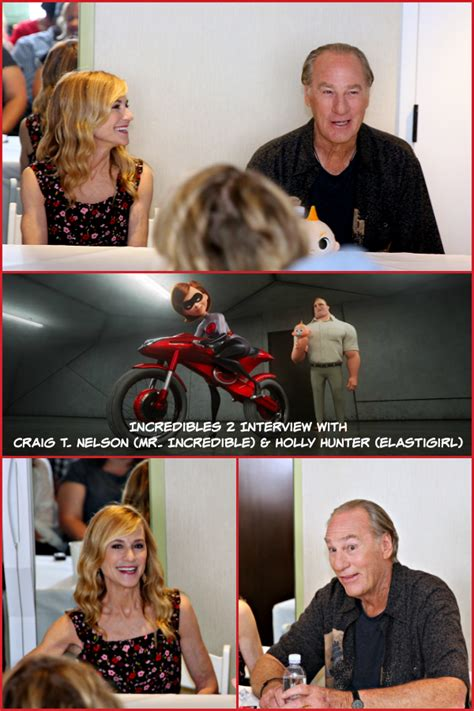 craig t nelson incredibles 2 incredibles 2 interview with craig t nelson mr