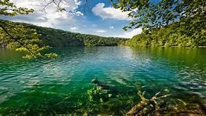 plitvice lakes national park hd wallpaper 07624