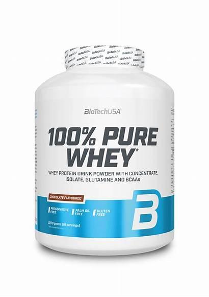 Whey Pure Biotech Usa Protein 2270g Proteine