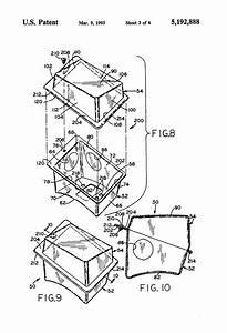Patent Us5192888 - Motor Terminal Box