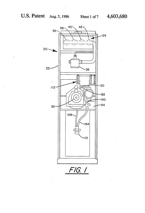 Patent Furnace Inducer Outlet Box Assembly