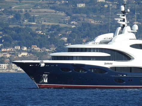 Yacht Barbara by Oceanco Superyacht Barbara Arriving To La Ciotat