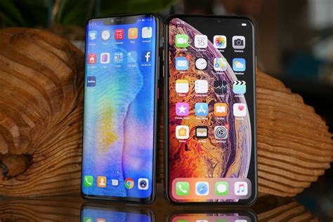 compare huawei mate pro apple iphone xs max