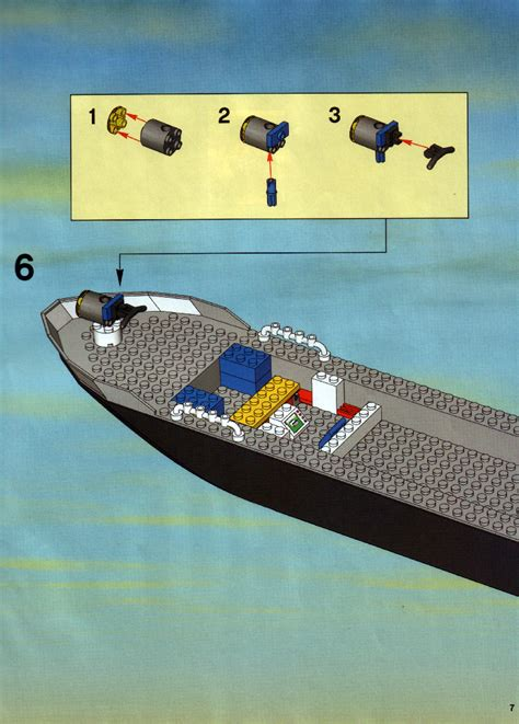 Lego Batman Boat Instructions by Lego Police Boat Instructions 7899 City